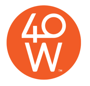 40 West Arts Logo