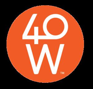 40 West Arts Logo