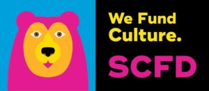 Scientific and Cultural Facilities District Logo