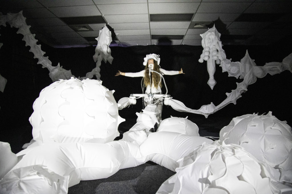Image of The Intervening Substance, Artist: Nicole Banowetz