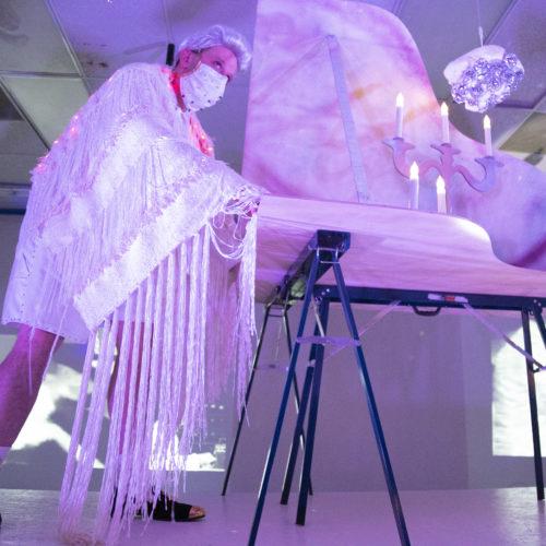 Image of Liberace in Purgatory, Artist: Steven Frost