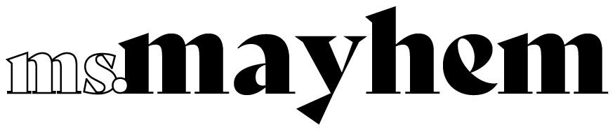 Image of Ms. Mayhem logo